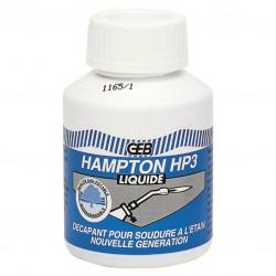 Gel décapant pour soudure à l'étain - Hampton HP3 - 80 ml - GEB - Décapants - 60669