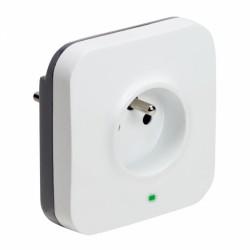 Prise mobile avec parafoudre pour branchement et protection box - LEGRAND - Prises / Fiches / Adaptateurs - BR-114341