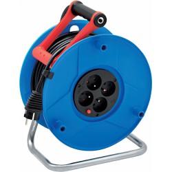 Enrouleur de câble Standard S - 50 M - H05VV-F 3G1,5 mm² - BRENNENSTUHL - Enrouleurs - BR-092088