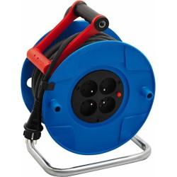 Enrouleur de câble Standard S - 25 M - H05VV-F 3G1,5 mm² - BRENNENSTUHL - Enrouleurs - BR-092053