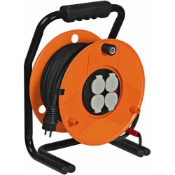 Enrouleur de câble Garant SP IP44 - 40 M - H07RN-F 3G1,5 mm² - BRENNENSTUHL - Enrouleurs - BR-766400