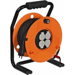 Enrouleur de câble Garant SP IP44 - 25 M - H07RN-F 3G1,5 mm² - BRENNENSTUHL - Enrouleurs - BR-765250