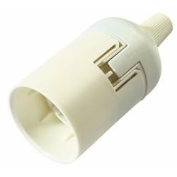 Douille B22 - Connexion rapide - Isolant blanc - 100 W - LEGRAND - Douille pour ampoule B22 - BR-238465