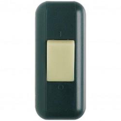 Interrupteur à bascule pour lampe - Lumineux - bipolaire - Noir - LEGRAND - Interrupteurs luminaires - BR-826049