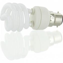 Ampoule Fluocompacte - Spirale - B22 - 15 W - 799 lumens - DHOME - Ampoules fluocompactes - BR-244184