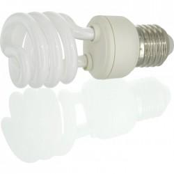 Ampoule Fluocompacte - Spirale - E27 - 15 W - 799 lumens - DHOME - Ampoules fluocompactes - BR-244151