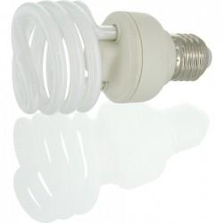 Ampoule Fluocompacte - Spirale - E27 - 20 W - 1152 lumens - DHOME - Ampoules fluocompactes - BR-244152