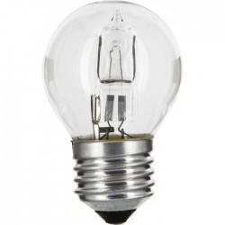 Ampoule halogène ECO - Sphérique - E27 - 20 W - 240 Lumens - DHOME - Ampoules halogènes - BR-244107