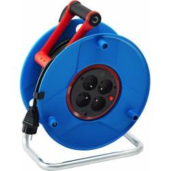 Enrouleur de câble Standard S-RB - 40 M - H05VV-F 3G1,5 mm - BRENNENSTUHL - Enrouleurs - BR-092142