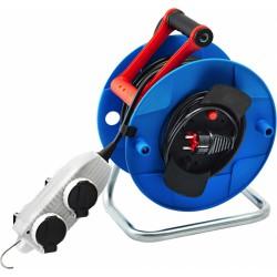 Enrouleur de câble Standard SM4 - 40 M - H05VV-F 3G1,5 mm - BRENNENSTUHL - Enrouleurs - BR-137057