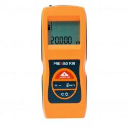 Télémètre laser intuitif - P20 - PREXISO - Laser / Télémètre - BR-303456