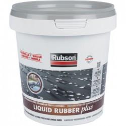Imperméabilisant toitures - STOP fuite - Liquid Rubber - Gris - 750 ml - RUBSON - Enduit anti-humidité / étanchéité - BR-960333