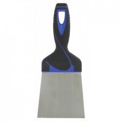 Couteau à enduire - Inox - Manche bi-matière - 10 cm - OUTIBAT - Couteau à enduire / Couteau de peintre - BR-210247