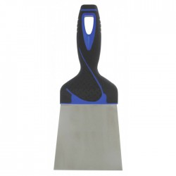 Couteau à enduire - Inox - Manche bi-matière - 24 cm - OUTIBAT - Couteau à enduire / Couteau de peintre - BR-210253