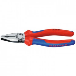 Pince universelle - Multifonction - 180 mm - KNIPEX - Pinces - BR-570406