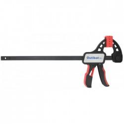 Serre-joint à une main - Rapid Grip - 300 mm - OUTIBAT - Serre-joint / Étaux - BR-250093