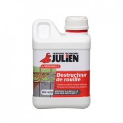 Destructeur de rouille - 500 ml - JULIEN - Antirouille - BR-109703