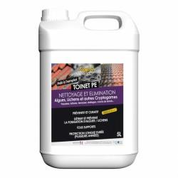 Nettoyant et traitement des toitures et façade toinet PE - 5 L - TOLEMAIL -  - BR-992040