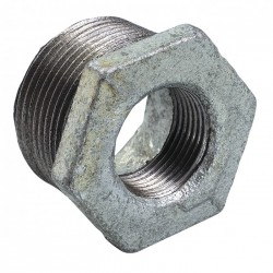 Réduction mâle / femelle 241 - Filetage 50x60 - 40x49 mm - CAP VERT - Raccords / coudes / manchons - BR-448170