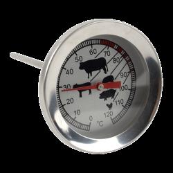 Thermomètre sonde à aiguille pour la viande - 0 à 120 °C - STIL - Thermomètre de cuisine - BR-404961