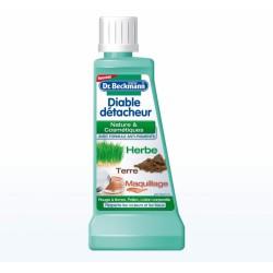 Diable Détacheur Herbe & Cosmétiques - Formule anti-pigments - 50 ml - DR BECKMANN - Détachant pour textile - DE-434886