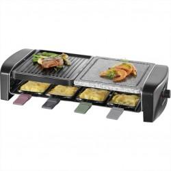 Raclette / Grill et pierrade - 3 en 1 - 1400 Watts - SEVERIN - Raclette / Pierrade - BR-536727