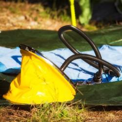 Gonfleur / Dégonfleur - Grand débit - 5 L - CAO - Accessoires pique-nique / camping / détente - BR-154098