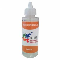 Détachant professionnel - Tâches de rouille - 108 ml - EXO TACHES - Détachant pour textile - B10053R