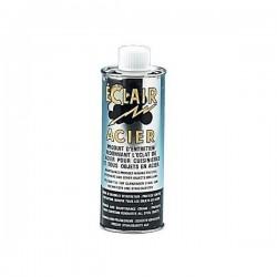 Entretien de l'acier - Eclair N°2 - 250 ml - LIEM - Entretien des métaux - DE-110734