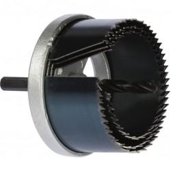 Scie cloche multilames en acier - 5 lames - 38 mm - SCID - Scie / Lame - BR-704359