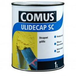 Décapant en gel pour tous types de peintures et vernis - Ulidécap SC - 1 L - COMUS - Décapants - SI-930014