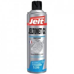 Nettoyant désoxydant de contacts - JELTONET C2 - 650 ml - JELT - Solvant / Graisse - SI-100559