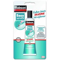 Enlève joint silicone - Easy service - 80 ml - RUBSON - Mastic sanitaire - DE-351354