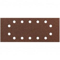 Patin colle/colle - 115 x 280 mm - Grain : 120 - SCID - Bande et patin abrasif - BR-401468