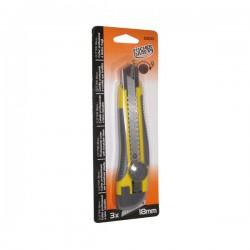 Cutter bi-matière - 18 mm - FISCHER DAREX - Cutter / Lame - DE-333864