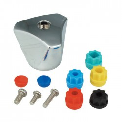 Croissillon universel pour robinet - SIDER - Raccords pour robinetterie - 382419S