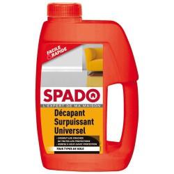 Décapant surpuissant Universel - Dissout les couches de toutes les protections - 1 L - SPADO - Décapants - DE-350397