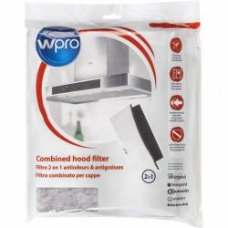 Filtre universel à charbon actif pour hotte aspirante - 2 en 1 - WPRO - Entretien de la cuisine - ACF016