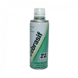 Crème abrasive pour acier, fonte et fer - Zébrasif liquide - 250 ml - ZEBRACIER - Entretien des métaux - DE-126656