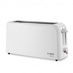 Grille pain CompactClass - Blanc / Gris - 980 Watts - BOSCH - Grille pain - TAT3A001