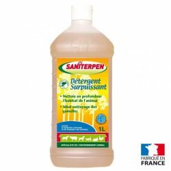 Détergent surpuissant - Pin des landes - 1 L - SANITERPEN - Hygiène et entretien animaux - DE-223297
