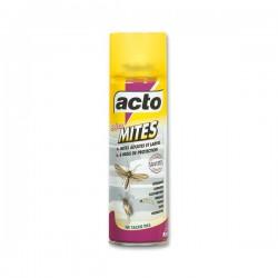 Aérosol anti-mites spécail textiles - 300 ml - ACTO - Insectes volants - DE-581959