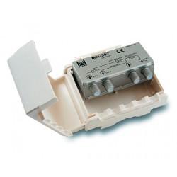 Coupleur UHF-UHF-VHF/FM MAT - MM-307- ALCAD - Télévision - MM307