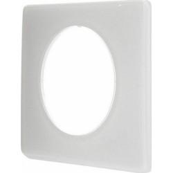 Plaque Céliane - 1 poste - Blanc - LEGRAND - Plaques d'interrupteur - 100837