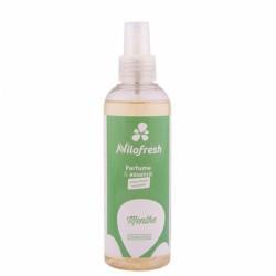 Neutraliseur d'odeur et désodorisant - Menthe fraîche - 200 ml - NILOFRESH - Parfum d'intérieur - DE-621219