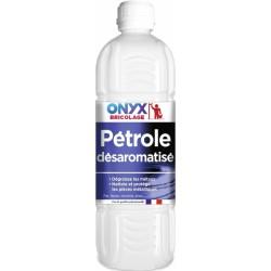 Pétrole désaromatisé - Dégraissant métaux - 1 L - ONYX - Entretien des métaux - BR-451096