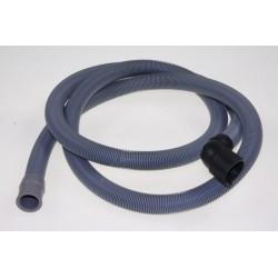 Tuyau de vidange pour lave-vaiselle - Arthur Martin / Electrolux / Faure - Flexibles et tubes de raccordement - F74165