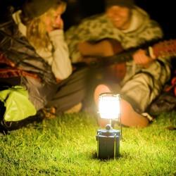 Lampe à Gaz sur Cartouche perçable - Lumo C206 - CAMPINGAZ - Lampes / Torches - AP204686