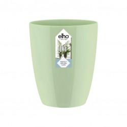 Pot haut spécial orchidée - Brussels - H 12.5 cm - Vert pastel - ELHO - Pots ronds - DE-402438