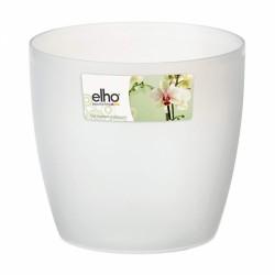 Pot rond spécial orchidée - Brussels - 11 x 12.5 cm - Transparent - ELHO - Pots ronds - DE-402537